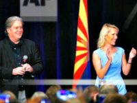 Laura Ingraham, Bannon AP Photo:Ross D. Franklin