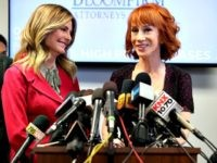 Lisa Bloom, Kathy Griffin Frederick M. BrownGetty Images