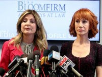 Kathy Griffin Blasts Feminist Lawyer Lisa Bloom as Incompetent 'Fame Whore'