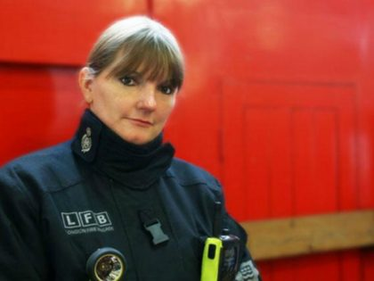 #FirefightingSexism: Fire Brigade Chief Launches Campaign to Stop People Saying 'Fireman'