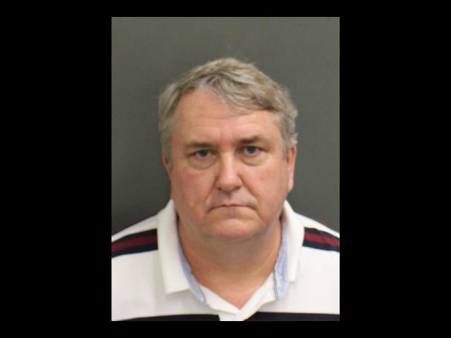 Mark Andrew Nichols, 64, of Austin, allegedly attempted to lure a 9-year-old girl into having sex with him with a bag of Sour Patch Kids, Skittles, and a bottle of lubricant.
