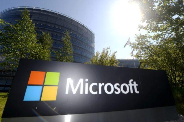 Microsoft, Global Communications VESA MOILANEN:AFP:Getty Images