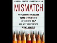Mismatch Bookcover by Richard H. Sander