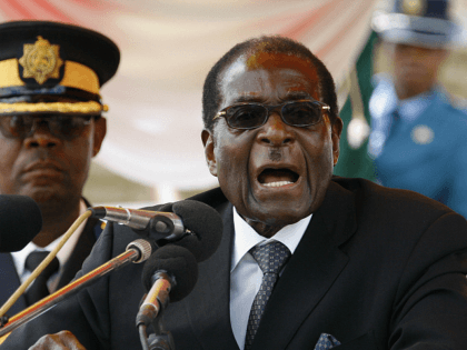 UN Agency Makes Mugabe 'Goodwill Ambassador' One Month After He Endorsed Killers of White Farmers