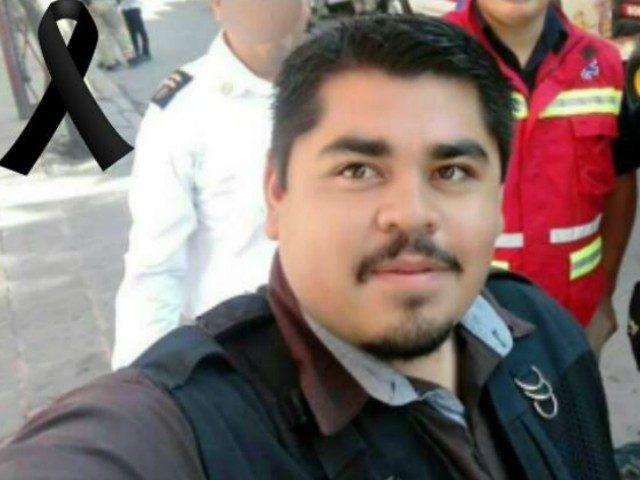 Murdered Journalist Mexico