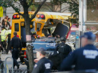 New York City terrorist attack on October 31, 2017