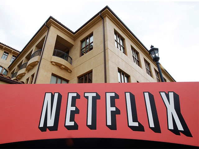 FILE - In this Oct. 10, 2011 file photo, the exterior of Netflix headquarters is seen in Los Gatos, Calif. Netflix's third-quarter earnings rose 65 percent even though the video subscription service suffered the biggest customer losses in its history, according to earnings reports released Monday, Oct. 24, 2011. (AP …