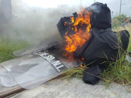 Nuevo Leon Riot