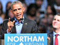 Obama Claims 'Democracy Is at Stake' in Virginia Governor Race