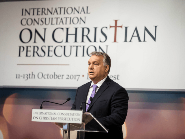 Image result for orban christian persecution