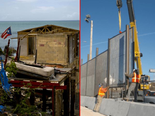 Puerto Rico vs the Border Wall