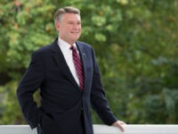 Dr. Mark Harris, a pastor and conservative vying against Rep. Robert Pittenger (R-NC) for the House seat representing North Carolina's nine district in the 2018 mid-term elections