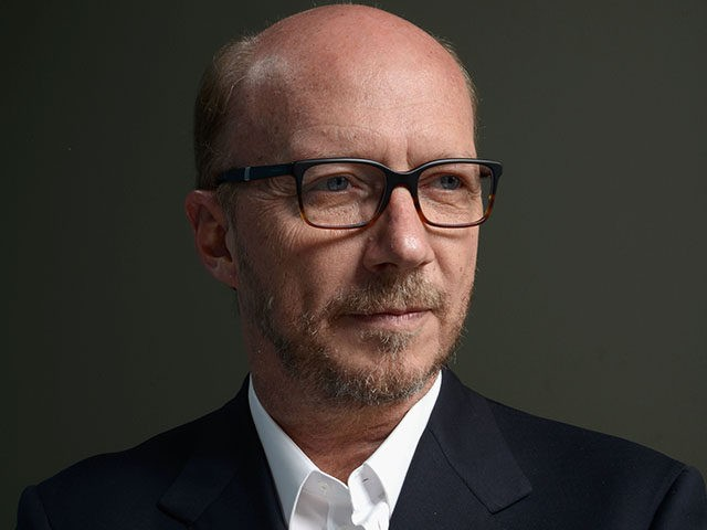 TORONTO, ON - SEPTEMBER 10: Director Paul Haggis of 'Third Person' poses at the Guess Portrait Studio during 2013 Toronto International Film Festival on September 10, 2013 in Toronto, Canada. (Photo by Larry Busacca/Getty Images)