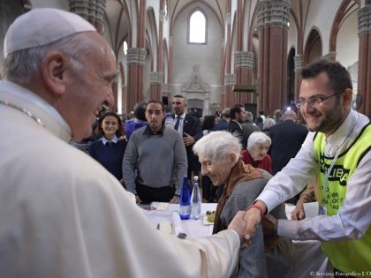 SS. Papa Francesco - Visita Pastorale a Cesena e a Bologna 01-10-2017 @Servizio Fotografico - L'Osservatore Romano