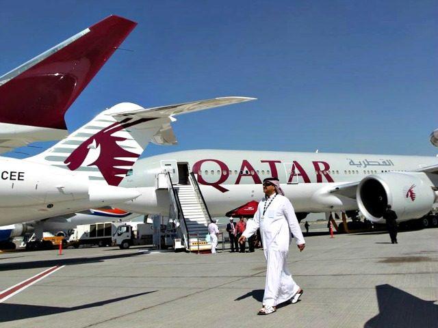 Qatar Airlines Karim SahibAFP