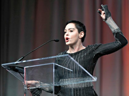 Rose McGowan Calls Out Hollywood, 'Chickensh*t Celebs': 'If You Are Profiting from Known Monsters YOU Are a Monster'