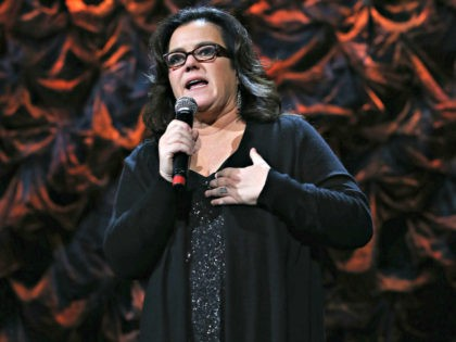 Rosie O'Donnell attends 'Howard Stern's Birthday Bash' presented by SiriusXM, produced by Howard Stern Productions at Hammerstein Ballroom on January 31, 2014 in New York City. (Photo by Larry Busacca/Getty Images for SiriusXM)