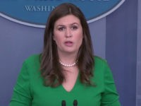 Sarah Sanders: 'A Lot of Nefarious Things Went on' Between DOJ and the Trump Campaign — No Wrongdoing from Trump Side