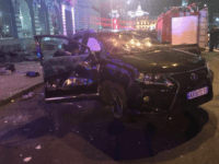 Reports: Five Dead as Car Plows into Crowd in Kharkiv, Ukraine
