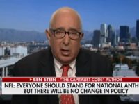 Ben Stein on NFL Protests: 'There's No Institutional Racism in America at All Anymore'