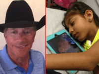 George Strait and Bella Gamboa