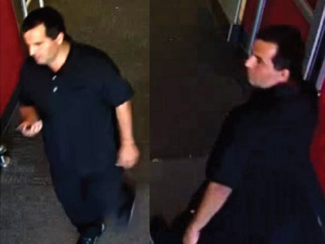 Suspect from Target Store in Grapevine