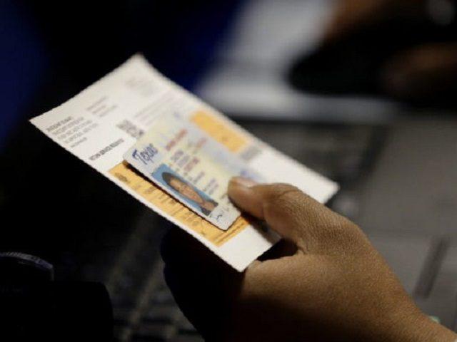 Texas Voter Photo ID law - AP Photo - Eric Gay