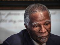 Thabo Mbeki (Gianluigi Guercia / AFP / Getty)
