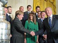 Trump Congratulates Penguins Susan Walsh