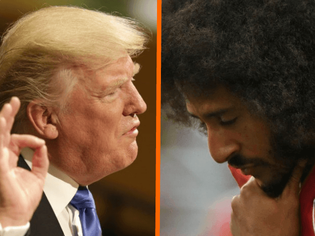 Donald Trump: NFL Should Have Suspended Colin Kaepernick from the Beginning