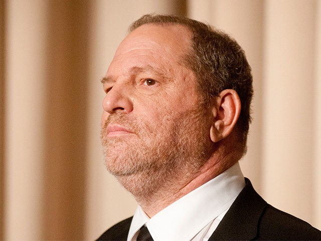 WASHINGTON, DC - MARCH 15: Harvey Weinstein speaks during a panel discussion after a screeing of the documentary 'Bully' at MPAA on March 15, 2012 in Washington, DC. (Photo by Kris Connor/Getty Images for The Weinstein Company)