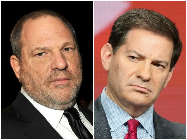 Weinstein and Halperin (Getty)