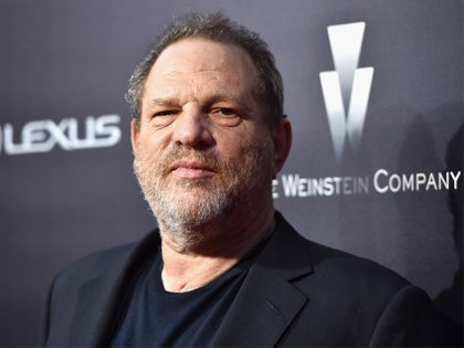 LOS ANGELES, CA - JULY 30: Co-chairman of The Weinstein Co. Harvey Weinstein arrives to The Weinstein Company and Lexus Present Lexus Short Films at The Regal Cinemas L.A. Live on July 30, 2014 in Los Angeles, California. (Photo by Alberto E. Rodriguez/Getty Images)