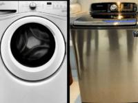 Whirlpool vs Samsung washing machines