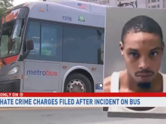Disabled, White Man Attacked on Maryland Bus by Attacker Screaming About Slavery