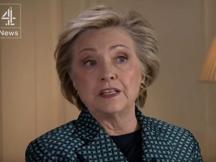 Hillary Clinton: 'We Just Elected a Person Who Admitted Sexual Assault to the Presidency'