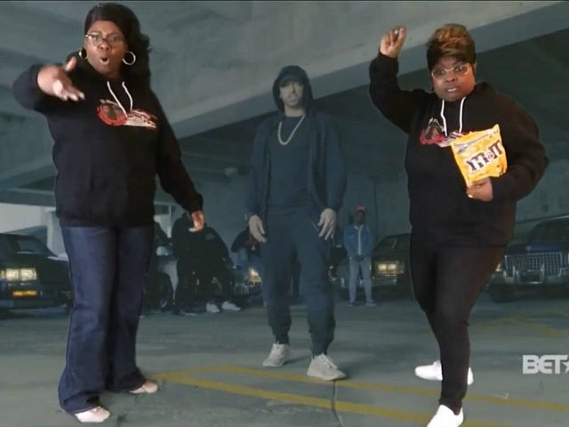WATCH: Diamond and Silk Give Hilarious Response to Eminem's Trump Diss