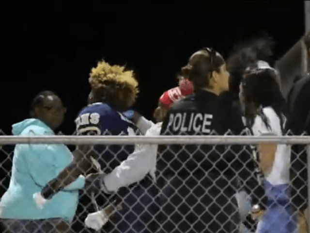 The football game between Desert Hot Springs (Calif.) and Coachella Valley high schools was canceled Friday night after a fight broke out in the Desert Hot Springs home stands prior to the game.