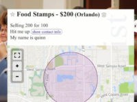EBT cards found for sale on Craigslist as many seek food assistance