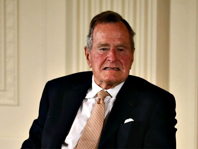 George. H.W. Bush