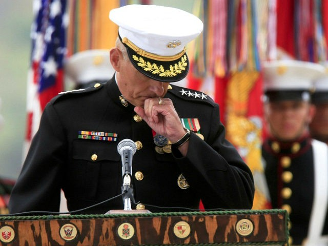 Marine Corps General John Kelly knows something about the pain of losing a son during the war. His own son, 1st Lt Robert Kelly was killed during Operation Enduring Freedom, November 9, 2010. General Kelly dedicated a memorial to the 89 Marines and sailors, including his son, killed in action …