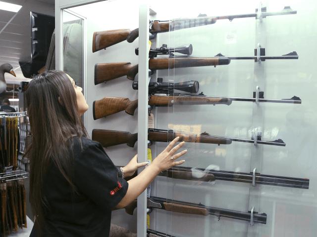 gun rifle firearms
