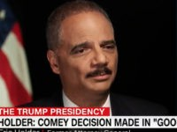 Holder Defends Comey for Drafting Exoneration Before Completing Clinton Investigation