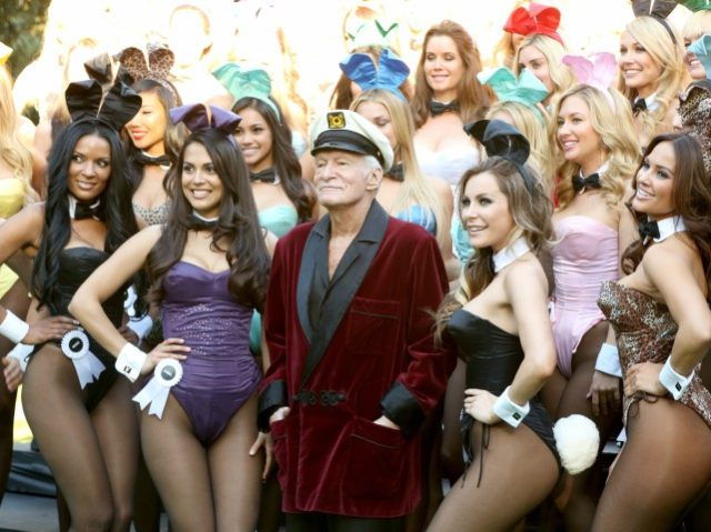Nolte: Playboy's Hugh Hefner Liberated Us Straight Into Hell