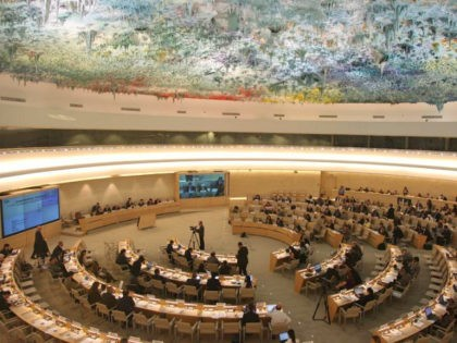 U.N. Human Rights Council Silences Cuban Dissident Condemning 'Modern-Day Slavery'