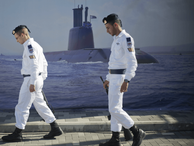 israeli submarine navy