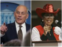 Gen. John Kelly: 'Stunned' After 'Empty Barrel' Frederica Wilson Politicized President's Phone Call