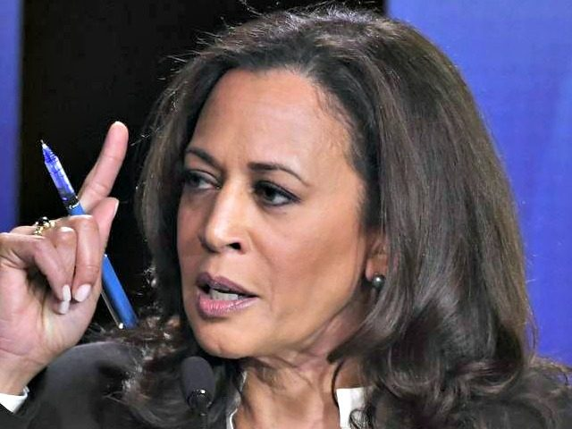 Presidential Hopeful Kamala Harris Calls On Republicans to