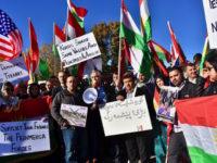 kurd rally one
