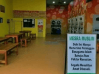 malaysian laundromat